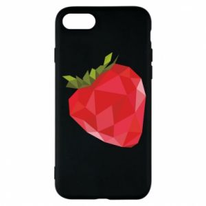 Etui na iPhone 8 Strawberry graphics