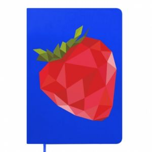 Notes Strawberry graphics