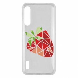 Xiaomi Mi A3 Case Strawberry red graphics
