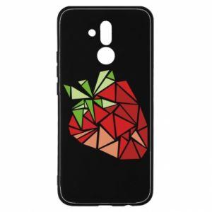 Etui na Huawei Mate 20 Lite Strawberry red graphics