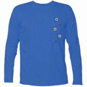 Long Sleeve T-shirt Falling stars