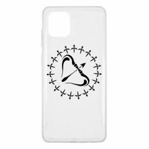 Samsung Note 10 Lite Case Sagittarius