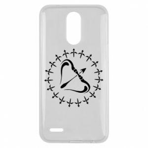 Lg K10 2017 Case Sagittarius