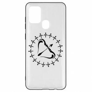 Samsung A21s Case Sagittarius
