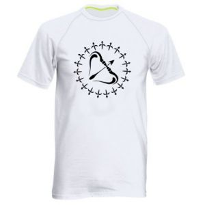 Men's sports t-shirt Sagittarius