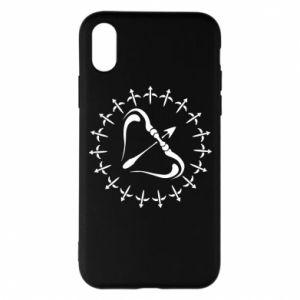 Phone case for iPhone X/Xs Sagittarius