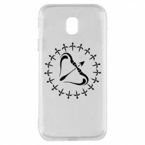 Phone case for Samsung J3 2017 Sagittarius
