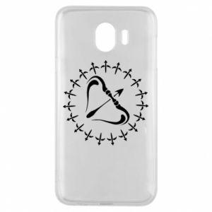 Phone case for Samsung J4 Sagittarius
