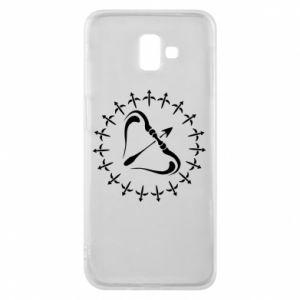 Phone case for Samsung J6 Plus 2018 Sagittarius