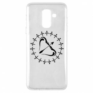 Phone case for Samsung A6+ 2018 Sagittarius