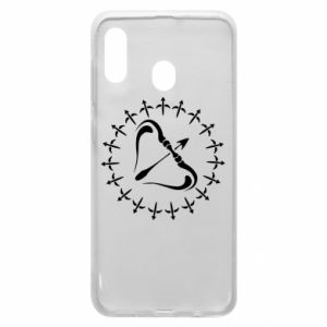 Phone case for Samsung A20 Sagittarius