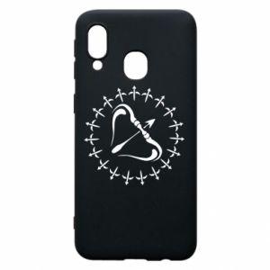 Phone case for Samsung A40 Sagittarius