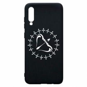 Phone case for Samsung A70 Sagittarius