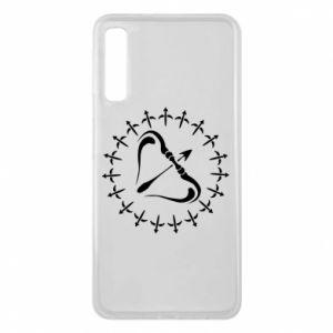 Phone case for Samsung A7 2018 Sagittarius