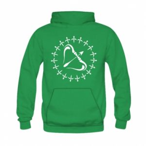 Kid's hoodie Sagittarius