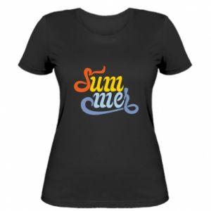Damska koszulka Sum-mer