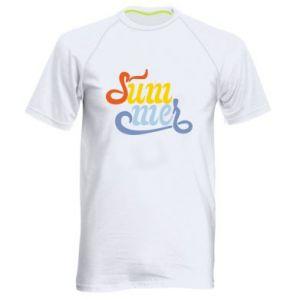 Koszulka sportowa męska Sum-mer