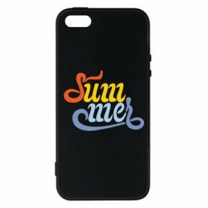 Etui na iPhone 5/5S/SE Sum-mer