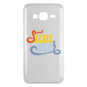 Etui na Samsung J3 2016 Sum-mer