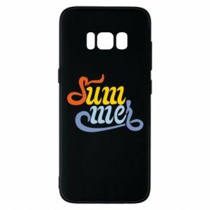 Etui na Samsung S8 Sum-mer