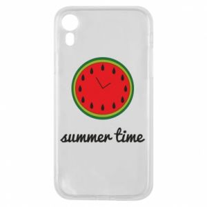 iPhone XR Case Summer time
