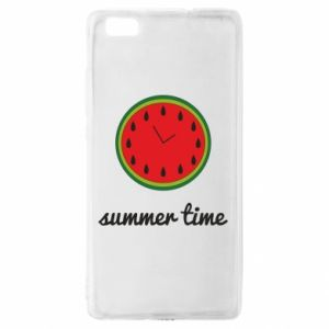 Huawei P8 Lite Case Summer time