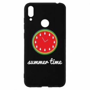 Huawei Y7 2019 Case Summer time