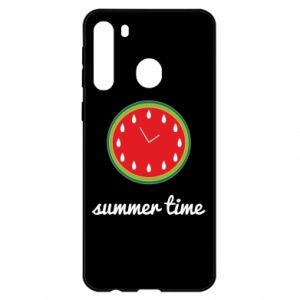 Samsung A21 Case Summer time