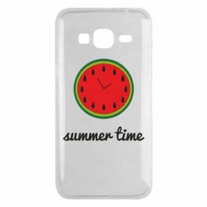 Etui na Samsung J3 2016 Summer time