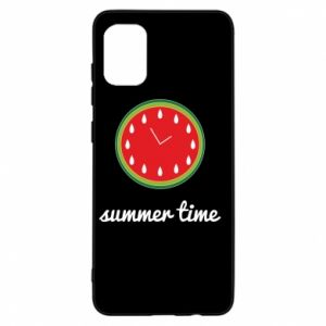 Samsung A31 Case Summer time