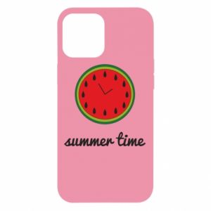 iPhone 12 Pro Max Case Summer time