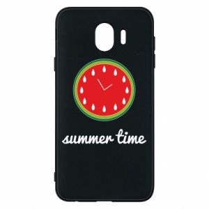 Samsung J4 Case Summer time