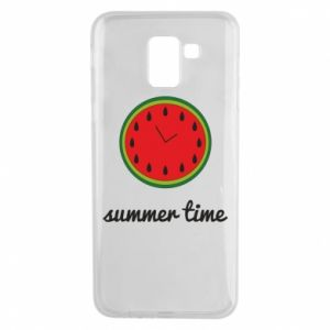 Samsung J6 Case Summer time