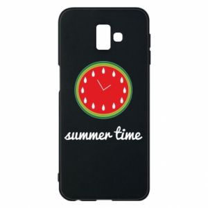 Etui na Samsung J6 Plus 2018 Summer time
