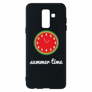 Samsung A6+ 2018 Case Summer time