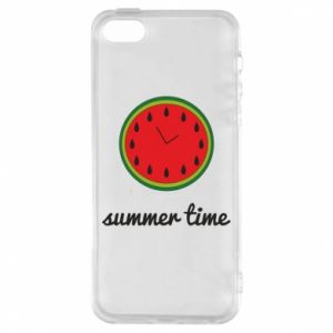 Etui na iPhone 5/5S/SE Summer time
