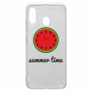 Samsung A20 Case Summer time