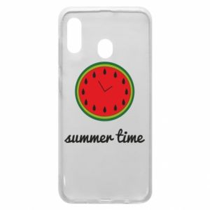Samsung A30 Case Summer time