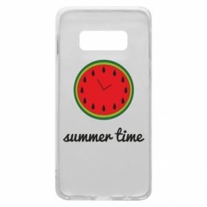 Phone case for Samsung S10e Summer time