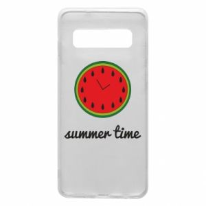 Samsung S10 Case Summer time