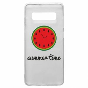 Etui na Samsung S10+ Summer time
