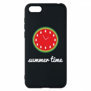 Huawei Y5 2018 Case Summer time