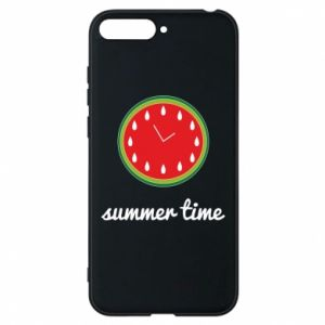 Huawei Y6 2018 Case Summer time