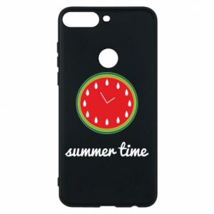 Phone case for Huawei Y7 Prime 2018 Summer time