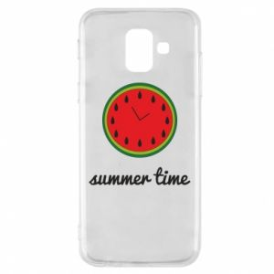 Samsung A6 2018 Case Summer time