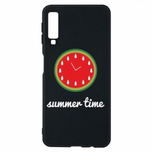 Etui na Samsung A7 2018 Summer time