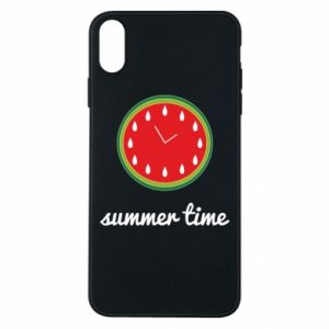 Etui na iPhone Xs Max Summer time