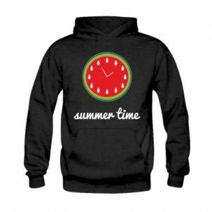 Kid's hoodie Summer time