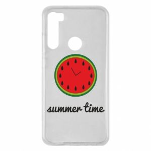 Xiaomi Redmi Note 8 Case Summer time