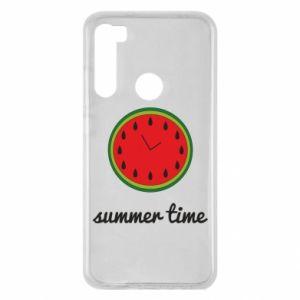 Xiaomi Redmi Note 8 Case Summer time